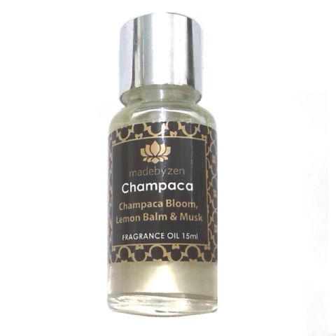 CHAMPACA - Signature Scented Fragrance Oil Made By Zen 15ml